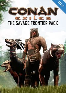 Conan Exiles PC - The Savage Frontier Pack DLC clé pas cher à télécharger