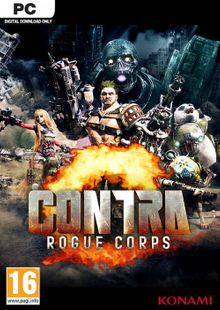 CONTRA: Rogue Corps PC cheap key to download
