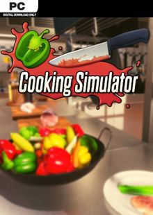 Cooking Simulator PC cheap key to download