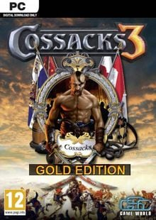 Cossacks 3 - Gold Edition PC cheap key to download