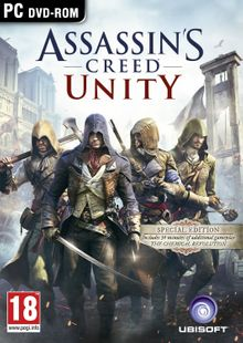 Assassin's Creed Unity PC - The Chemical Revolution DLC cheap key to download