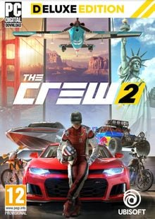 The Crew 2 Deluxe Edition PC cheap key to download