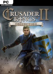 Crusader Kings II 2 Collection PC cheap key to download