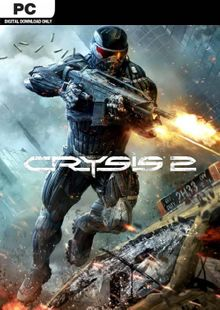 Crysis 2 PC cheap key to download