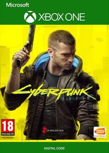 Cyberpunk 2077 Xbox One cheap key to download