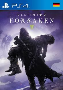 Destiny 2 Forsaken PS4 (Germany) cheap key to download