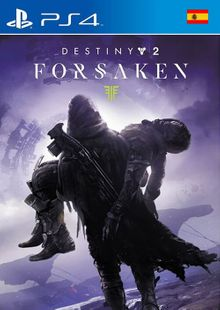 Destiny 2 Forsaken PS4 (Spain) cheap key to download