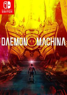 Daemon X Machina Switch clave barata para descarga
