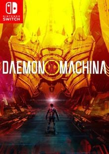 Daemon X Machina Switch clé pas cher à télécharger