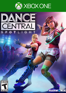 Dance Central Spotlight Xbox One - Digital Code cheap key to download