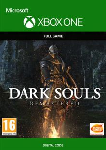 Dark Souls: HD Remaster Xbox One billig Schlüssel zum Download