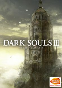 Dark Souls III 3 - The Ringed City DLC PC cheap key to download