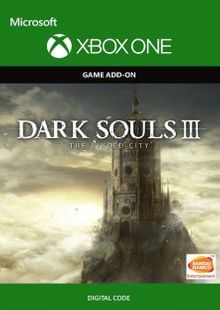 Dark Souls III 3 The Ringed City Expansion Xbox One cheap key to download