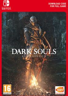 Dark Souls Remastered Switch (EU) billig Schlüssel zum Download