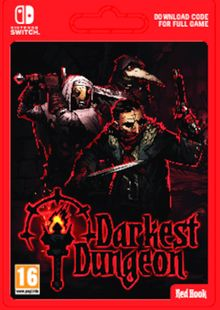 Darkest Dungeon Switch billig Schlüssel zum Download