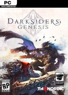 Darksiders Genesis PC cheap key to download