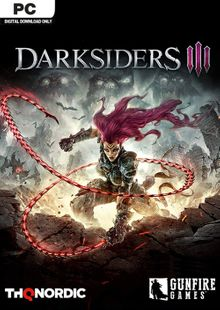 Darksiders III 3 PC billig Schlüssel zum Download