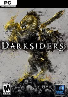 Darksiders PC cheap key to download
