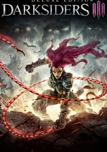 Darksiders III 3 Deluxe Edition PC cheap key to download
