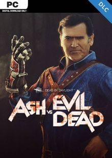 Dead by Daylight PC - Ash vs Evil Dead DLC cheap key to download
