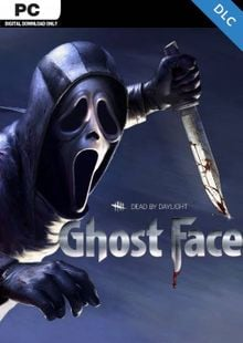 Dead by Daylight PC - Ghost Face DLC billig Schlüssel zum Download