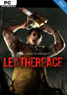 Dead by Daylight PC - Leatherface DLC cheap key to download