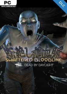 Dead by Daylight PC - Shattered Bloodline DLC clé pas cher à télécharger