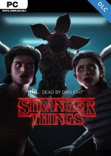 Dead by Daylight PC - Stranger Things Chapter DLC cheap key to download
