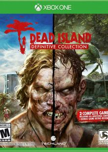 Dead Island Definitive Collection Xbox One (UK) cheap key to download