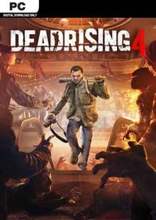 Dead Rising 4 PC (WW) cheap key to download