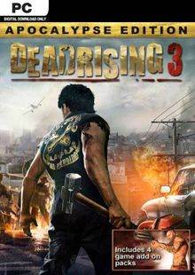 Dead Rising 3 - Apocalypse Edition PC cheap key to download