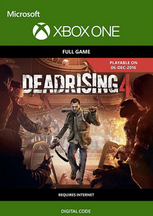 Dead Rising 4 Xbox One billig Schlüssel zum Download