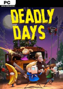 Deadly Days PC billig Schlüssel zum Download