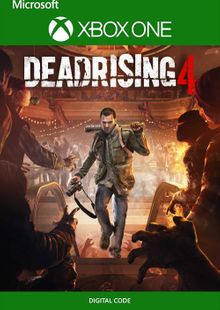 Dead Rising 4 Xbox One (UK) cheap key to download