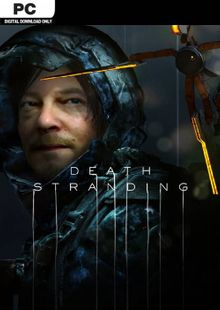 Death Stranding PC + DLC cheap key to download