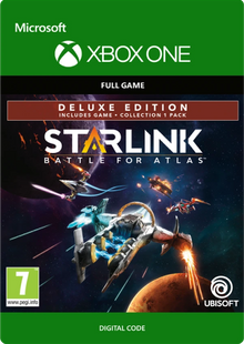 Starlink Battle for Atlas Deluxe Edition Xbox One cheap key to download