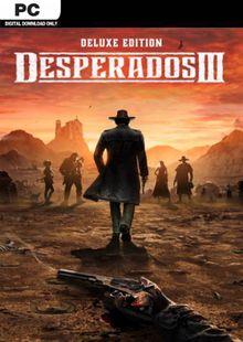 Desperados III - Deluxe Edition PC cheap key to download
