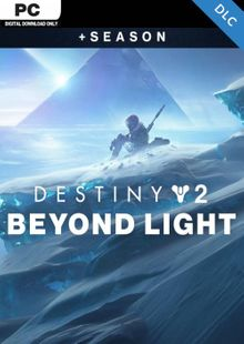 Destiny 2: Beyond Light + Season PC (EU) billig Schlüssel zum Download