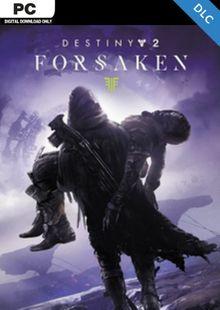 Destiny 2 PC Forsaken DLC (EU) cheap key to download