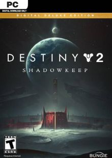 Destiny 2: Shadowkeep Deluxe Edition PC (EU) cheap key to download