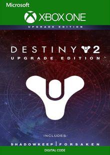Destiny 2: Upgrade Edition Xbox One (EU) cheap key to download
