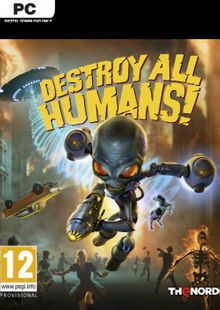 Destroy All Humans! PC chiave a buon mercato per il download