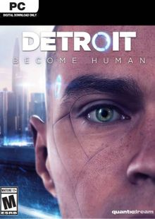 Detroit: Become Human PC cheap key to download