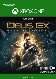 Deus Ex Mankind Divided Xbox One (UK) cheap key to download
