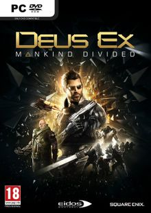 Deus Ex: Mankind Divided PC billig Schlüssel zum Download