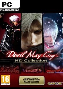 Devil May Cry HD Collection PC clé pas cher à télécharger