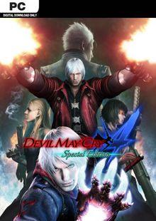 Devil May Cry 4 Special Edition PC billig Schlüssel zum Download
