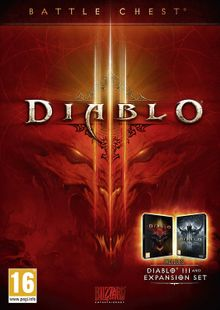 Diablo III 3 Battle Chest PC cheap key to download