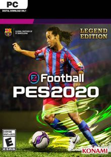 eFootball PES 2020 Legend Edition PC cheap key to download