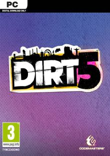 DIRT 5 PC cheap key to download